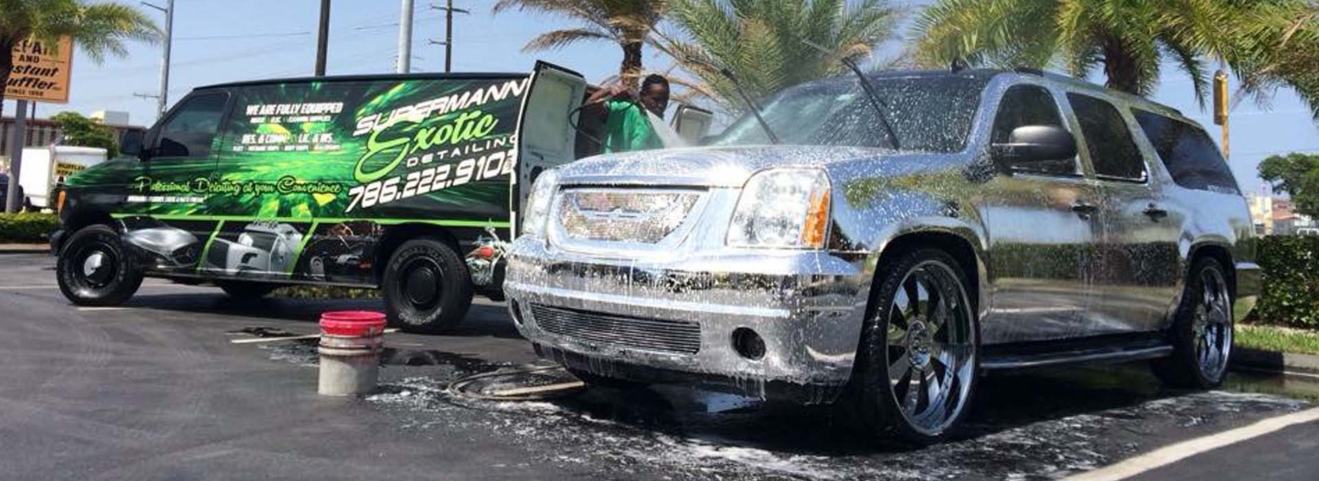 Mobile Car Wash Service Boca Raton Fl