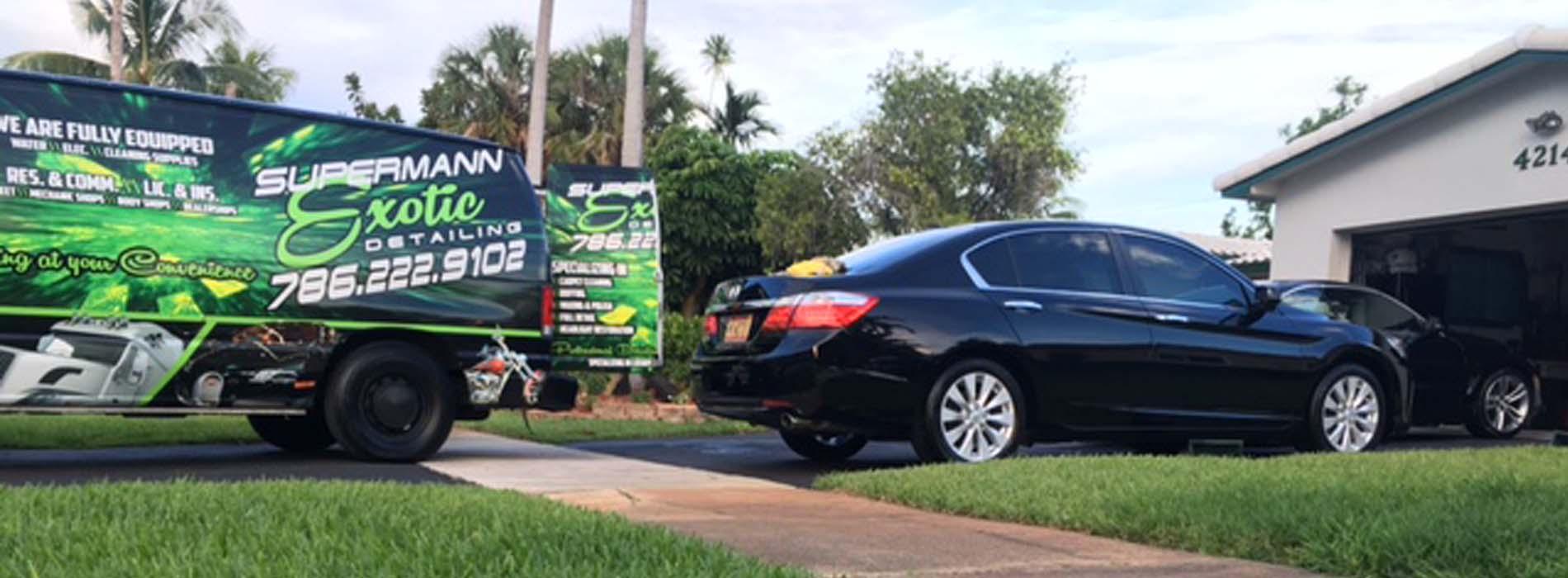 Mobile Car Wash North Miami Beach